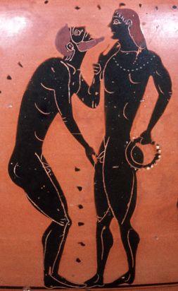 Erastes y Erómenos