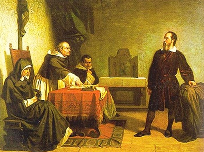 Galileo ante la Inquisición