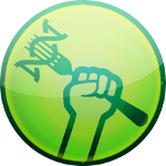 March Against Myths Logo