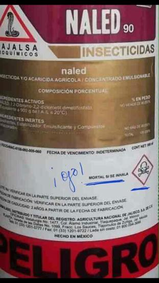 Lata de Naled