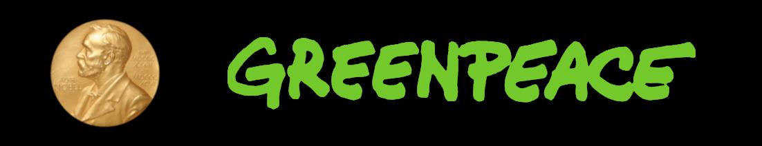 Premios Nóbel vs. Greenpeace