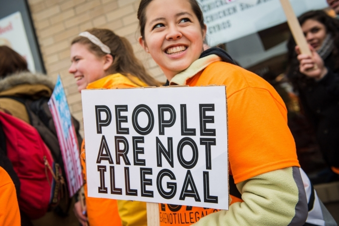 People Are Not Illegal