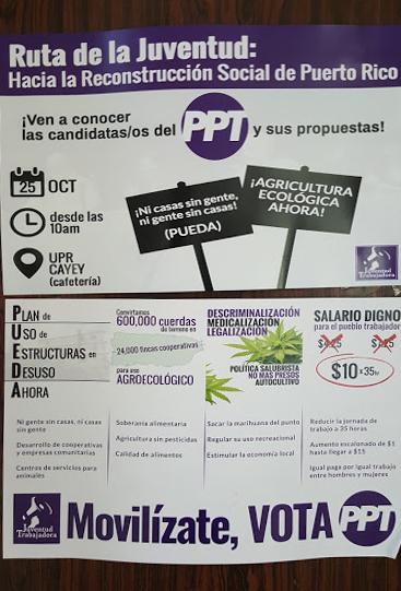 Anuncio del PPT