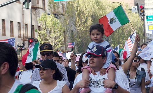 Marcha proinmigración