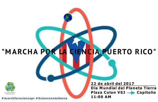 Marcha por la Ciencia - Puerto Rico