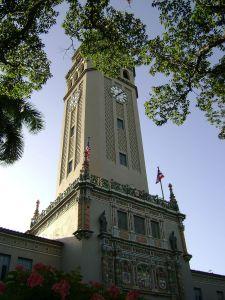Torre de la Universidad de Puerto Rico, Río Piedras