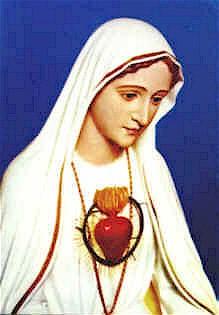 Imagen del Inmaculado Corazón de María