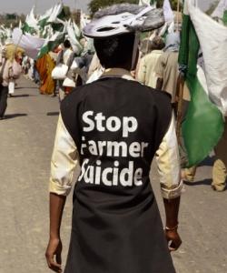 Stop Farmer Suicide