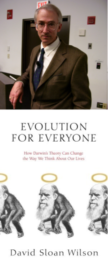 David S. Wilson - Evolution for Everyone