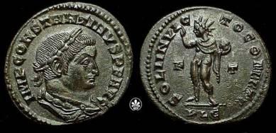 Moneda de Constantino