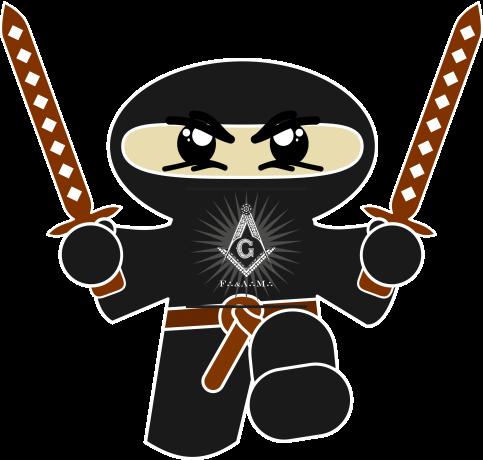 Ninja Masónico