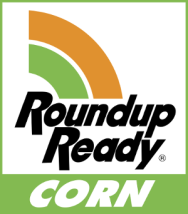 Logo Roundup Ready Corn