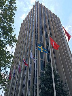 Edificio del IARC