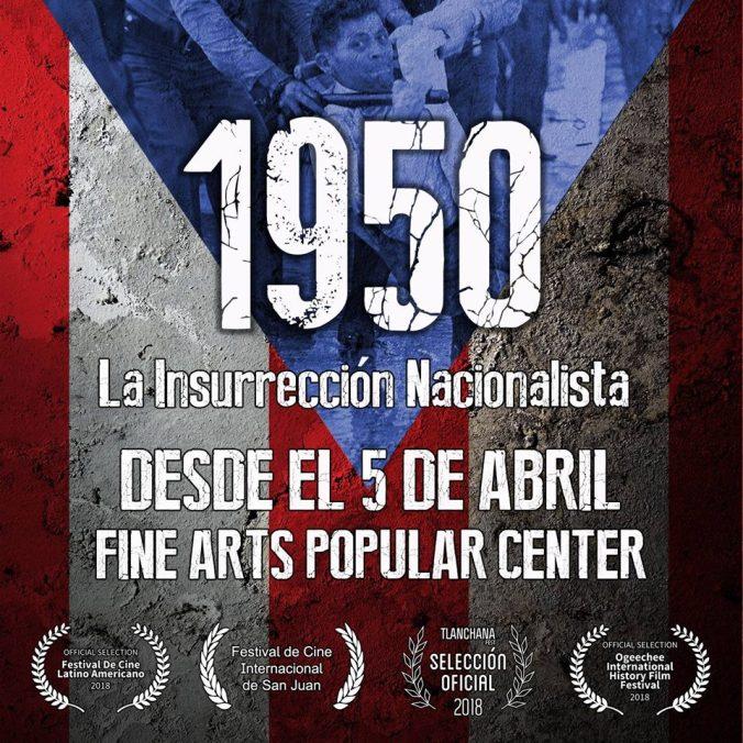 1950. La Insurrección Nacionalista