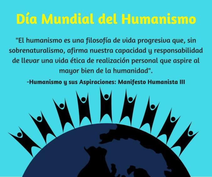 Día Mundial del Humanismo