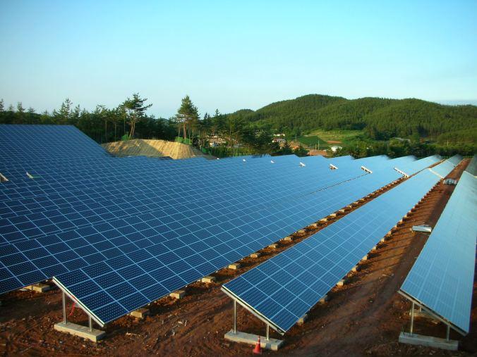Taean Solar Farm