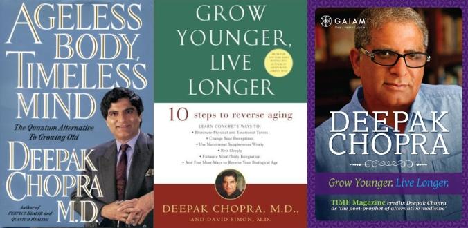Libros de Deepak Chopra