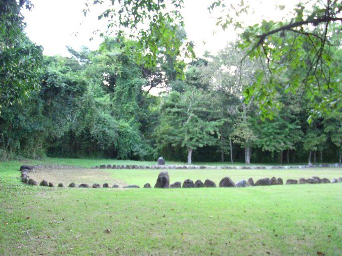 Imagen de Batey de Centro Ceremonial Taíno en Tibes