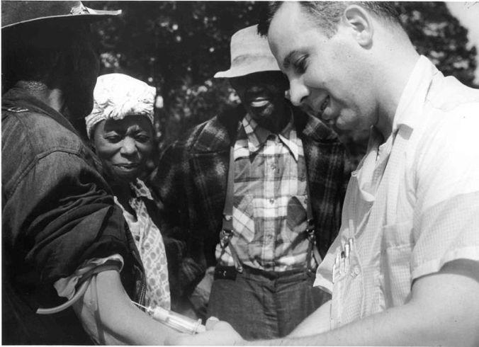 Estudio de Tuskegee