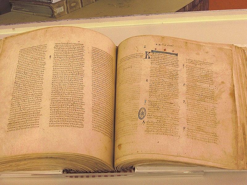 Códice Vaticanus