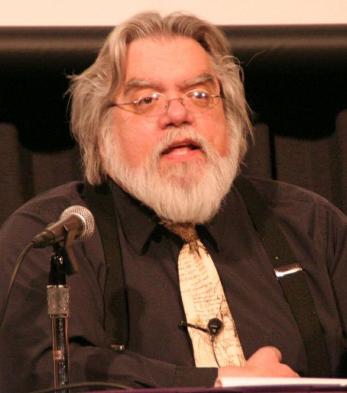 Robert M. Price (2010). Imagen cortesía del mismo Price. (CC-BY 3.0 Unported)