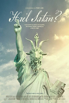 Afiche de Hail Satan?