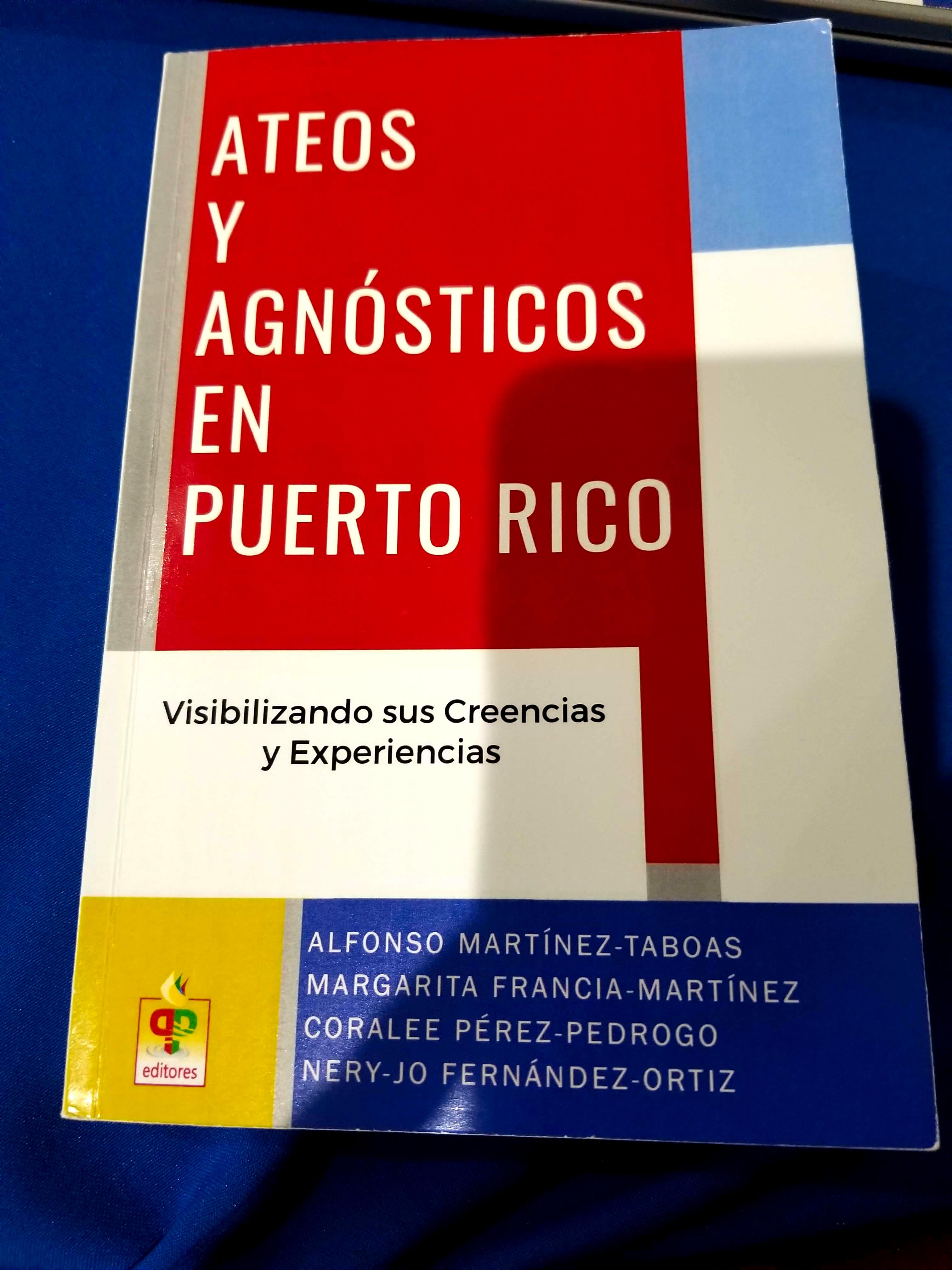Foto de portada de Ateos y agnósticos en Puerto Rico