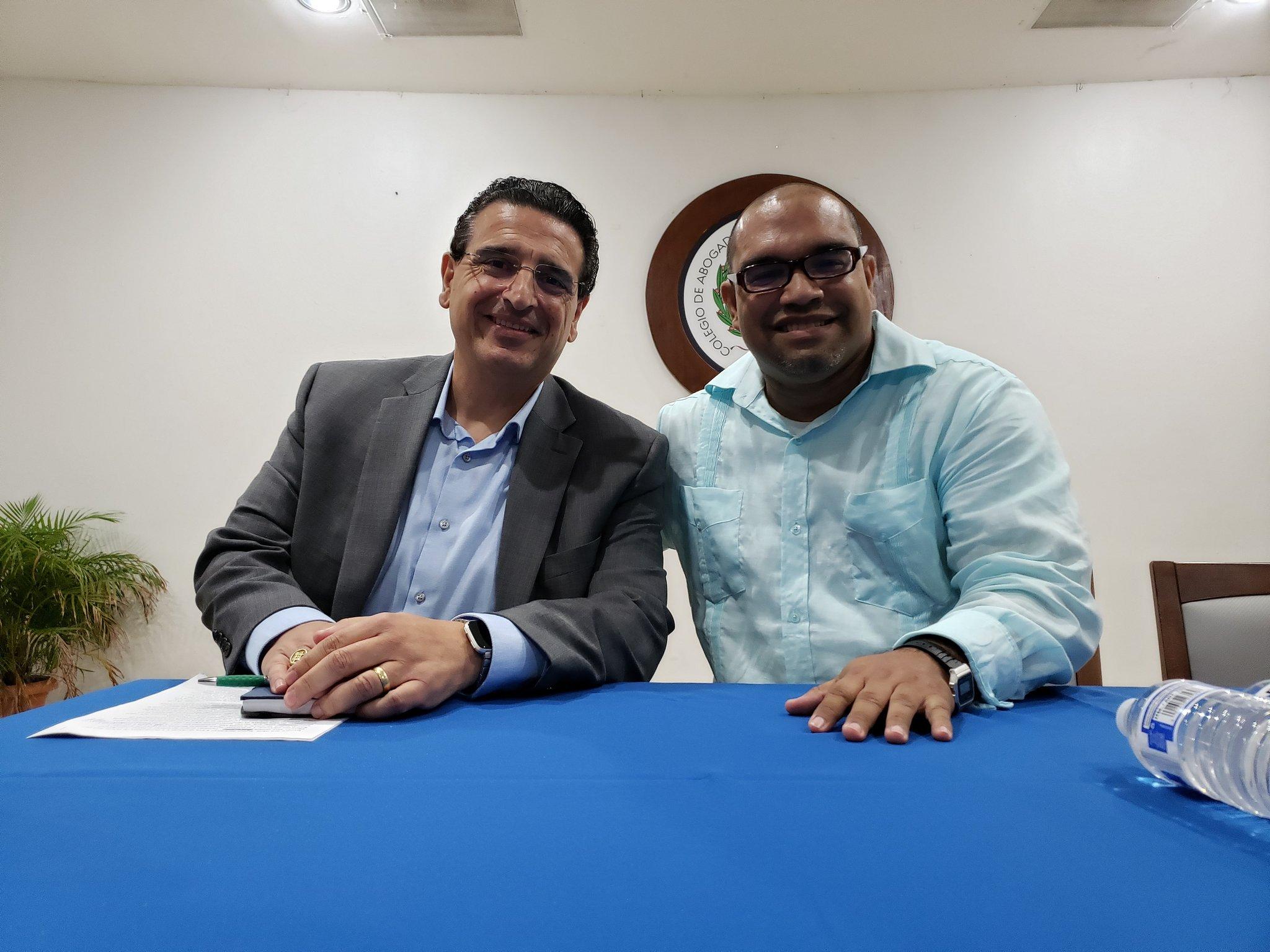 David Tamayo y Julio Álvares