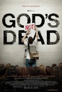 Anuncio de la película God's Not Dead