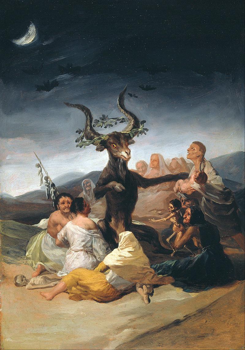 Las Brujas del Sabat