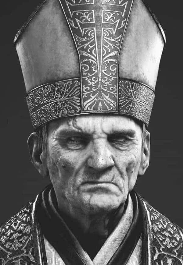 Papa malvado