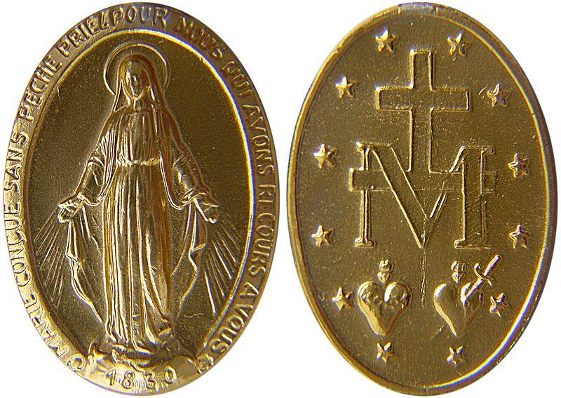Medalla Milagosa