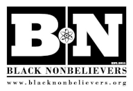 Logo de Black Nonbelievers