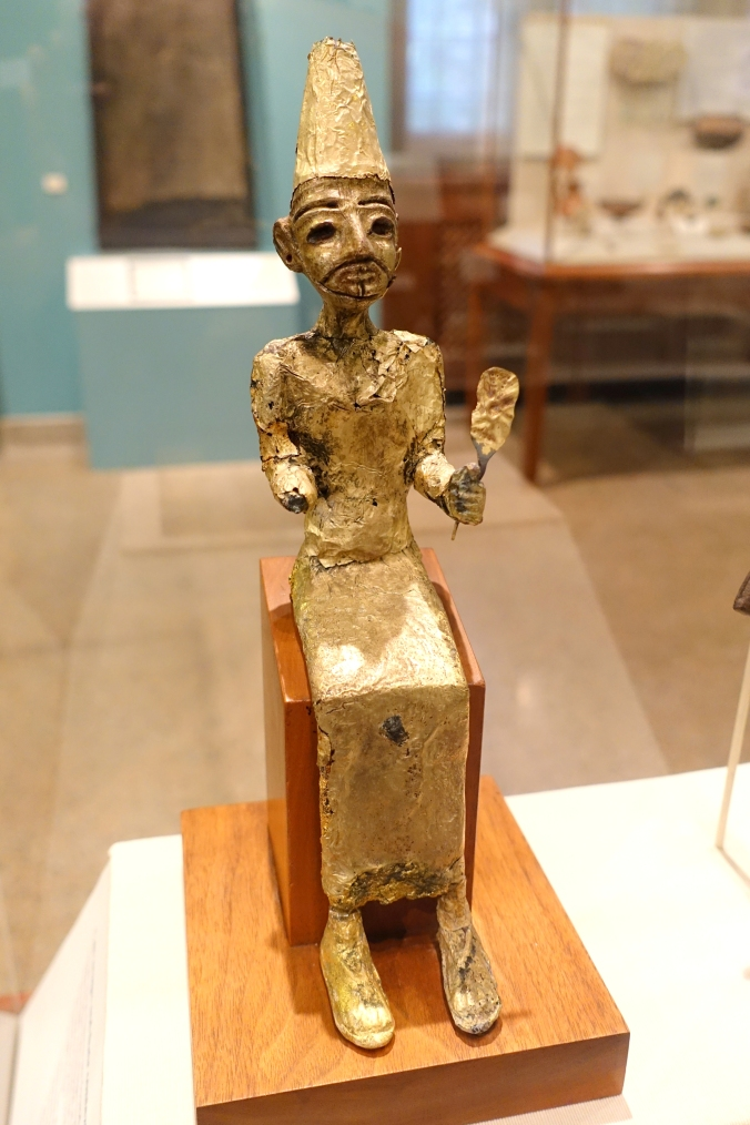 Representación del dios 'Ēl