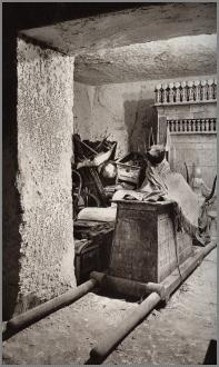 El Santuario de Anubis