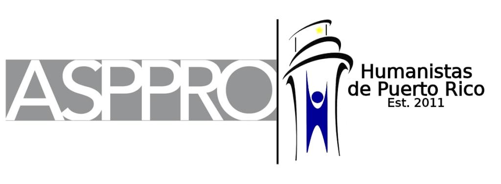 Banner con logotipos de ASPPRO y Humanistas de Puerto Rico