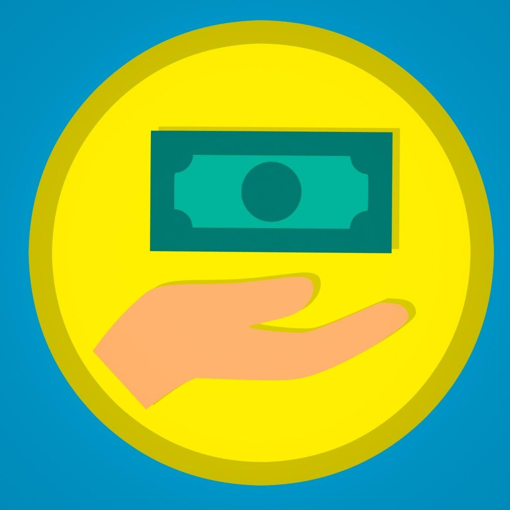 Icono que representa donación