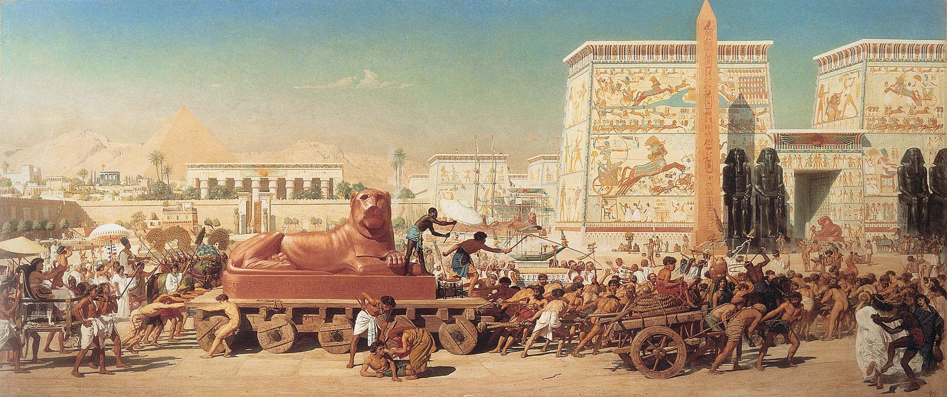 Israel en Egipto