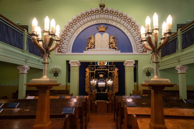 Sinagoga en Helsinki