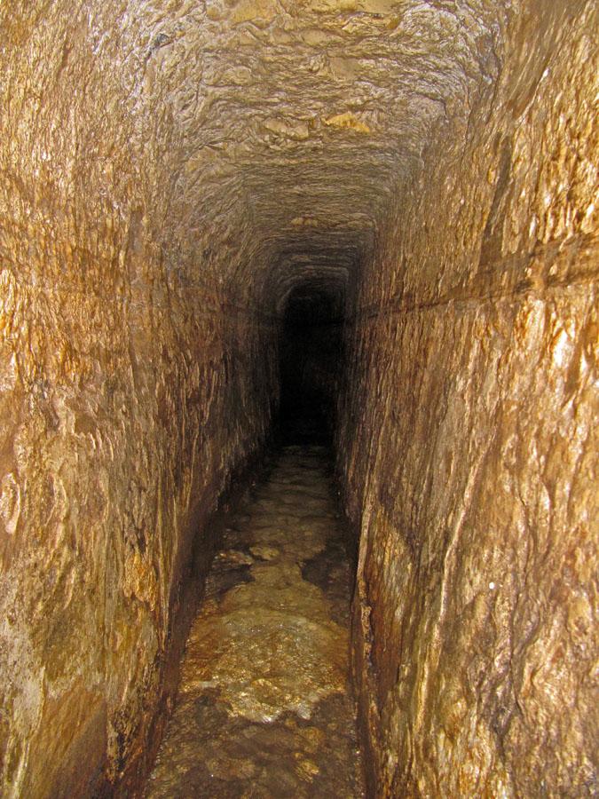 El túnel de Siloam
